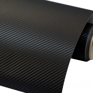 3M Di-Noc - Черно карбоново фолио - 1.27м