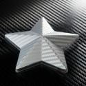 3D Карбоново Фолио TR1 - Сиво + UV 1.52м