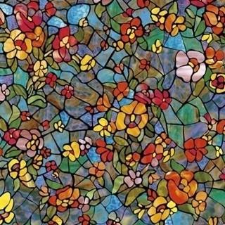 Фолио за стъкла - Venetian garden /45см./