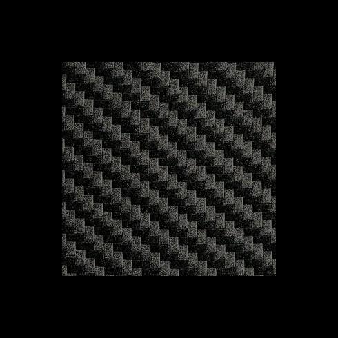 3M 1080 Car Wrap - Черно карбоново фолио - 1.27м