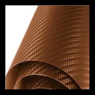 Sticker City 3D Carbon Brown - 1.27м